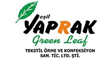 Yeşil Yaprak Tekstil